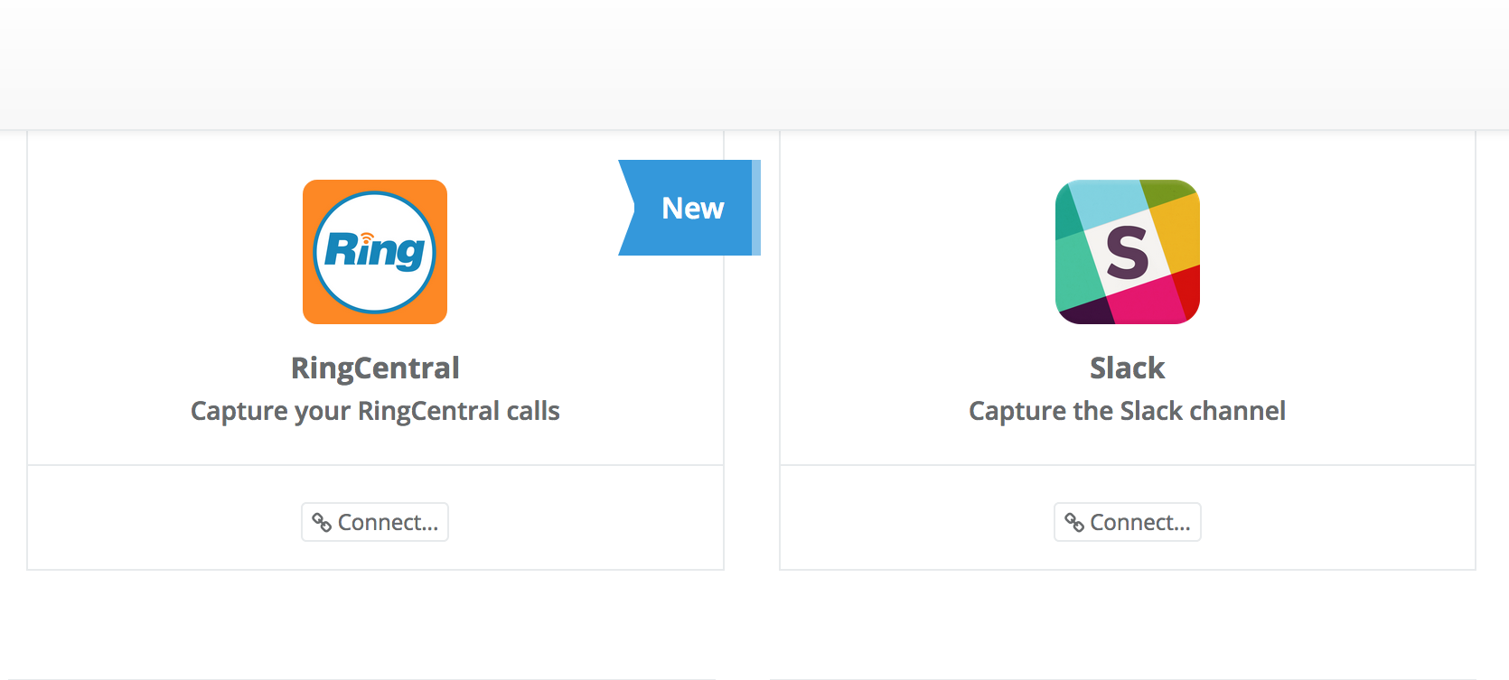 Connect RingCentral